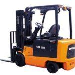 Compact Electric Doosan Forklift