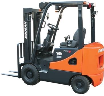 Doosan Diesel 1.8 tonner