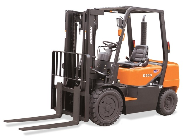 Small Capacity Economy Forklifts – Diesel Powered
