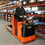 Doosan Order Picker
