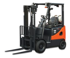 Small Capacity Forklifts – LPG Powered