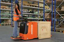 Doosan Pallet Trucks Debut At IMHX