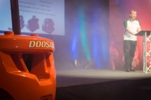 Doosan G2 Launch September 2014 - Presentation 008