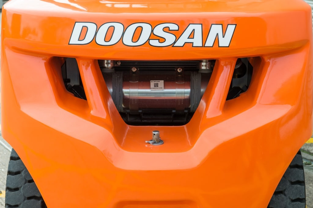 Doosan Industrial Vehicle UK buys Rushlift Ltd
