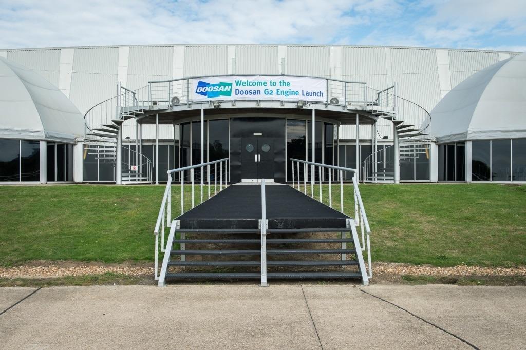Doosan Industrial Vehicle UK launches new environmentally