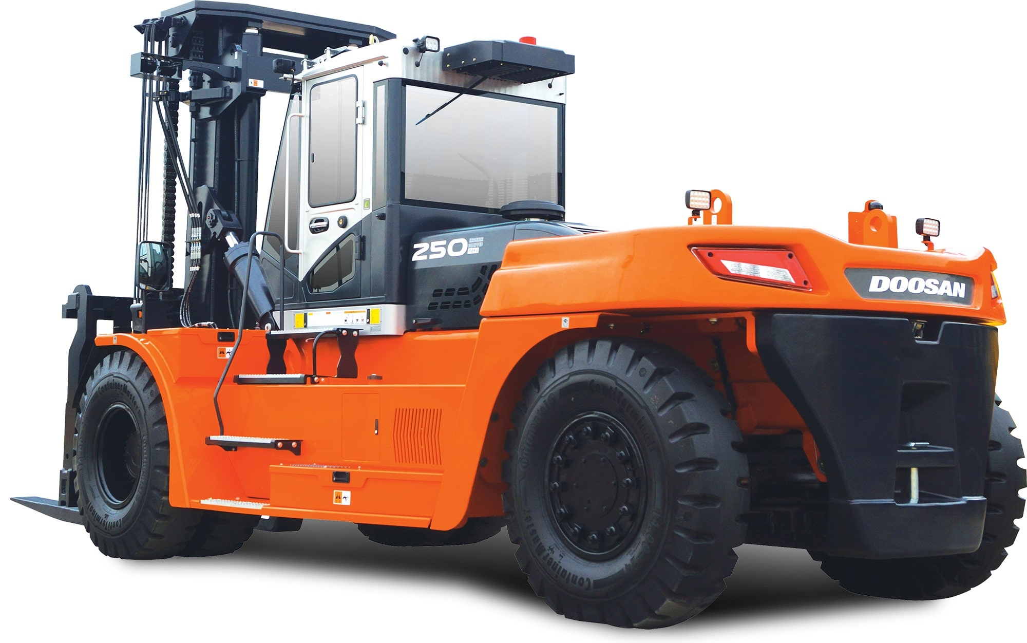 Announcement of Doosan's largest ever BIG trucks enter production