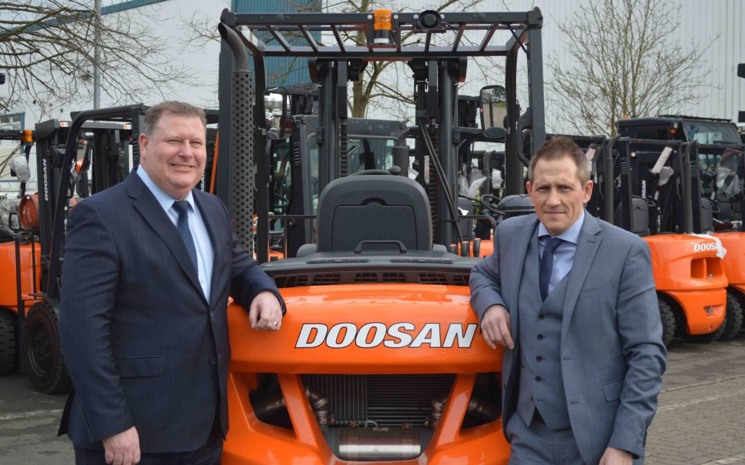 Doosan launch NEW in-house National Accounts