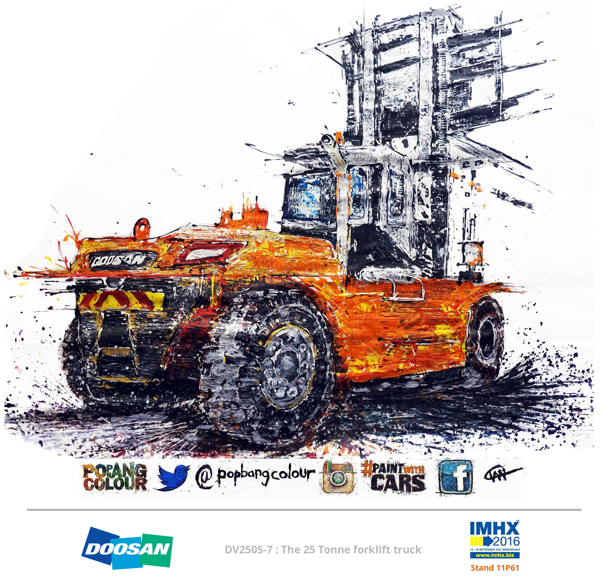 Visit IMHX to experience Doosan – the best of both worlds