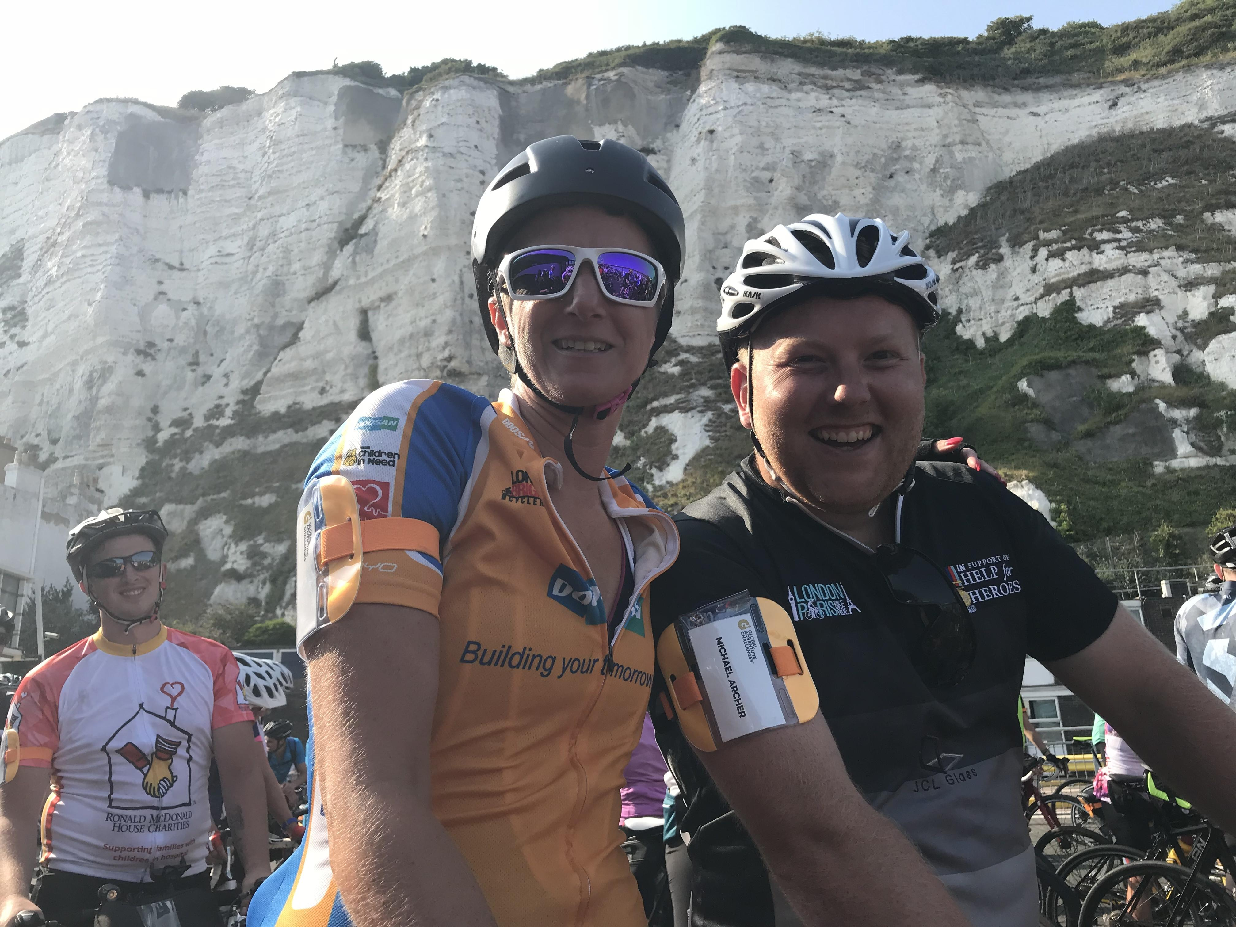 A Brutal First Day to Dover