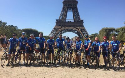 London To Paris Day 4 – So glad that we did it!