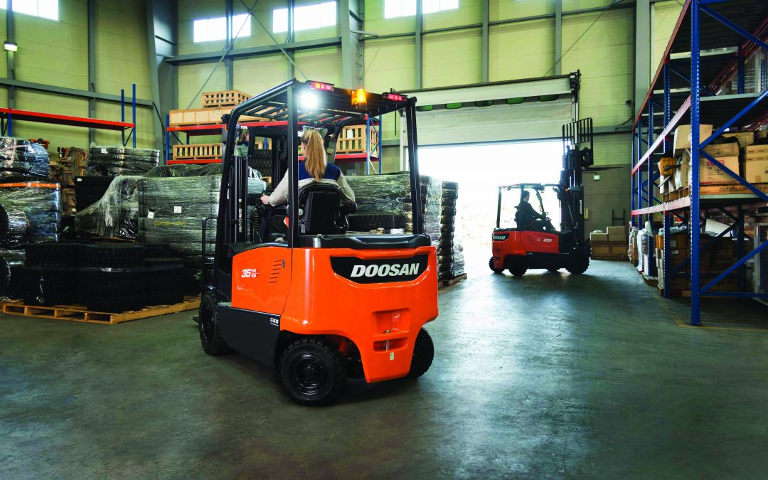 Doosan makes a safe choice