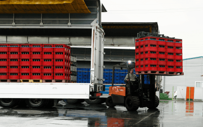 Forklift options suitable for the Transport Industry