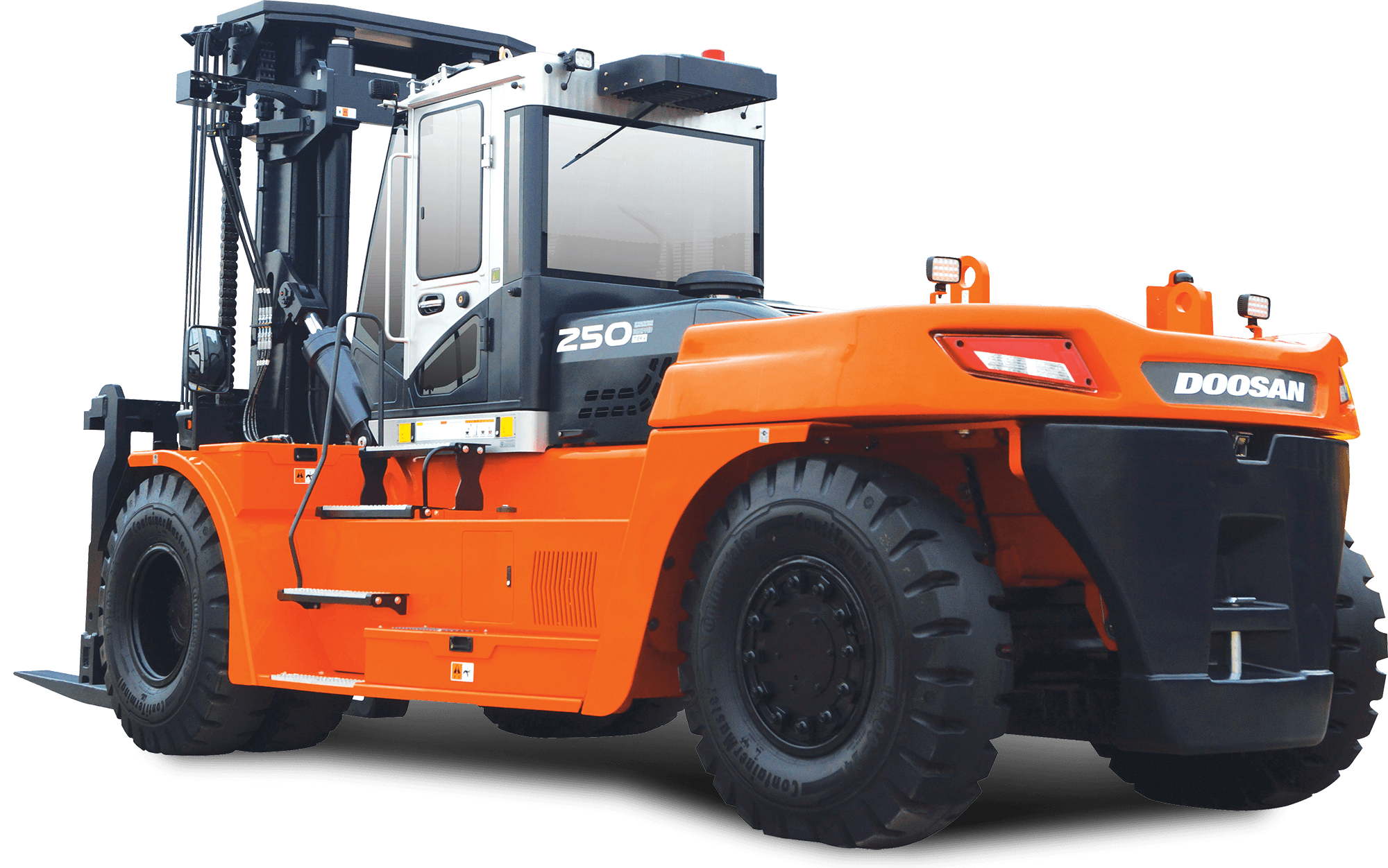 Doosan 25.0 Tonne Diesel Forklift Truck