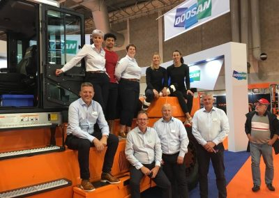 Team Doosan Team GB