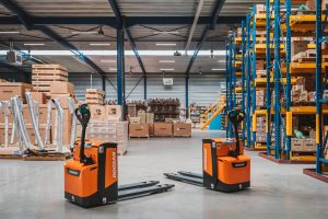 Doosan Powered Pallet Trucks