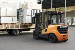Doosan G50S-7 5.0 Tonne Gas Powered Forklift