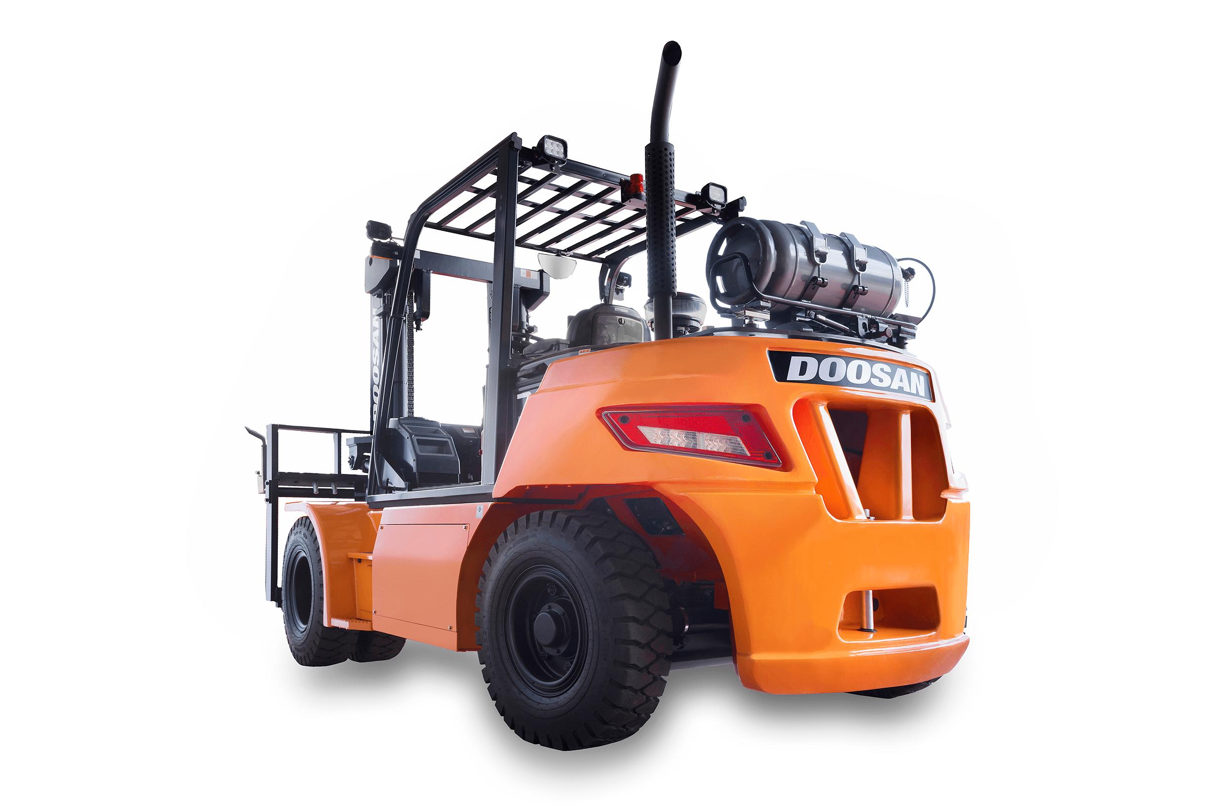Doosan D70S-7 7.0 Tonne Diesel Powered Forklift Truck