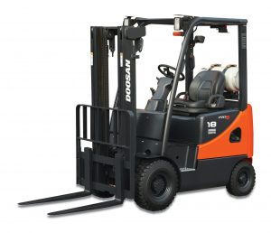 Doosan Compact 1.8 Tonne Forklift