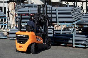 Doosan 3.25 Tonne Diesel Forklift