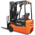 Doosan 3 Wheel Electric Forklift