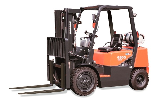 Small Capacity Economy Forklifts – LPG Powered