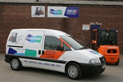 Doosan service is second to none