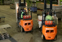 Doosan hire customer