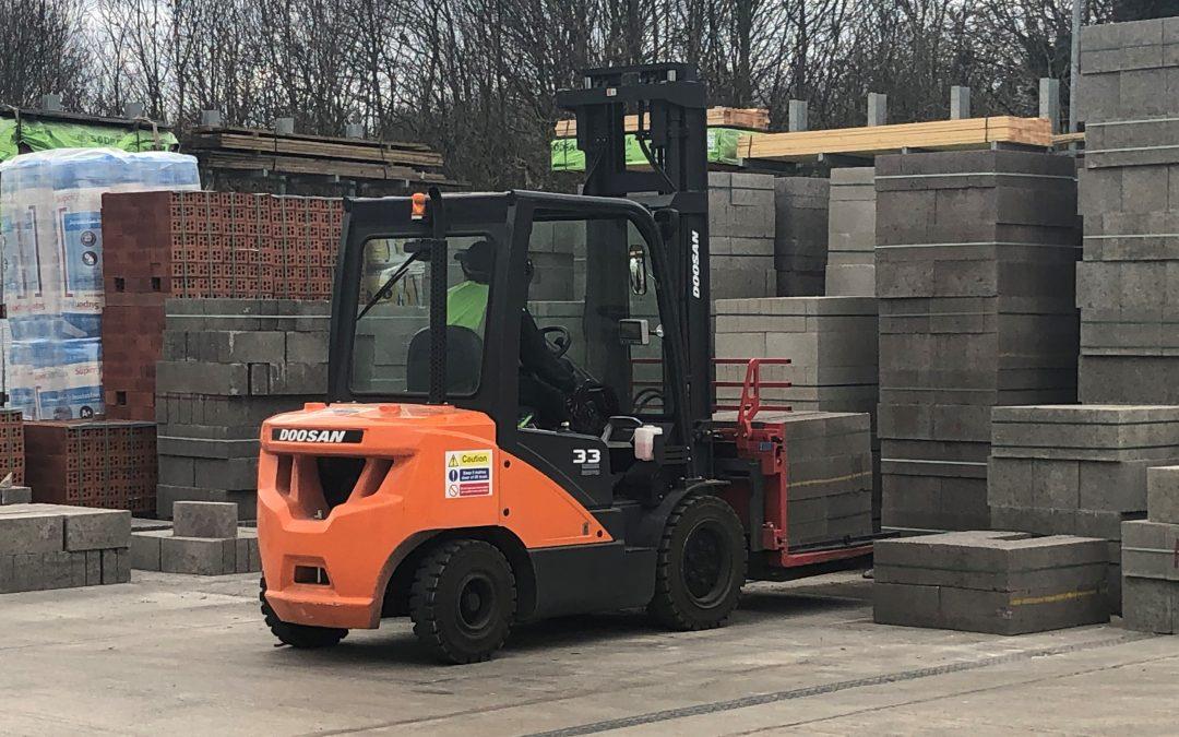 Building Relationships at UK Construction Week